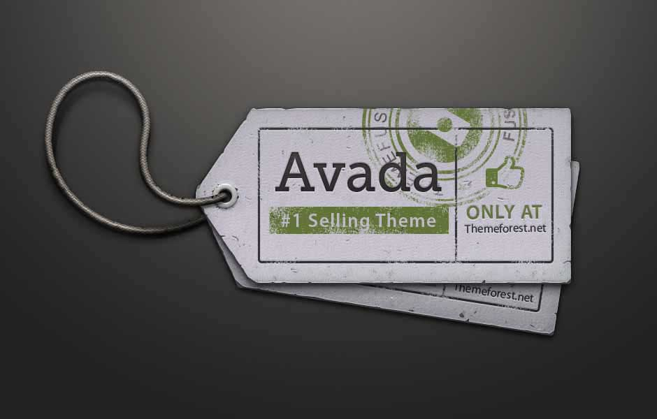 Clothes Tag Example Template