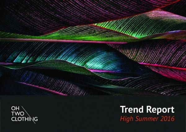 High Summer Trend Report 2016