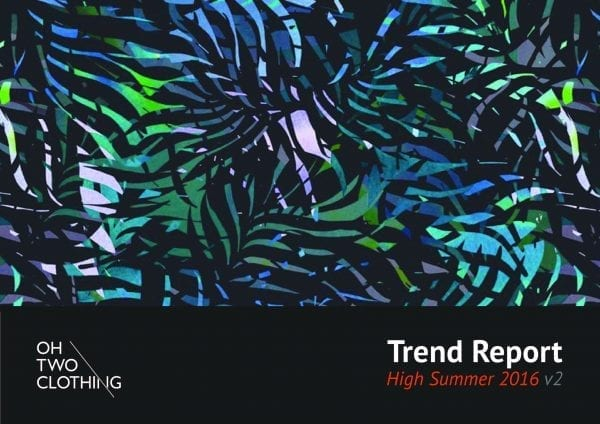 High Summer Trend Report 2016 V2